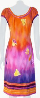 Didier Parakian Kleid farbenfroh - Vorschau 3