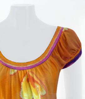 Didier Parakian Kleid farbenfroh - Vorschau 2