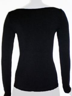 Isabel de Pedro Shirt langarm in schwarz - Vorschau 4