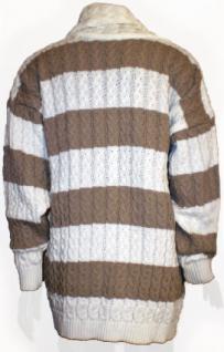 Hurra, gestreifter Rollkragen-Pullover - Vorschau 3