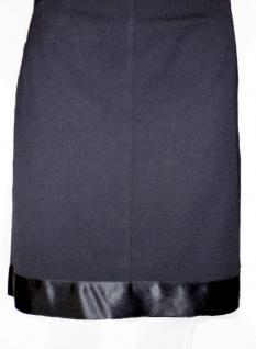 Claude Zana Kleid in schwarz - Vorschau 5