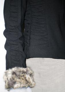 Isabel de Pedro (Mr Cat) Jacke in schwarz - Vorschau 3