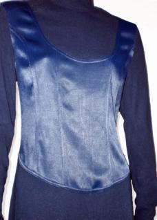 Jean Paul Kleid in nachtblau - Vorschau 2