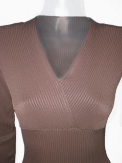 Feel Good Kleid in braun - Vorschau 2