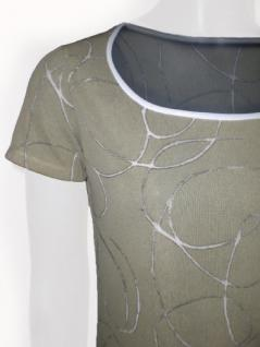 Rose Capa T-Shirt kurzarm in olive 2