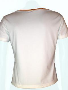 Didier Parakian T-Shirt kurzarm Strass verziert - Vorschau 3