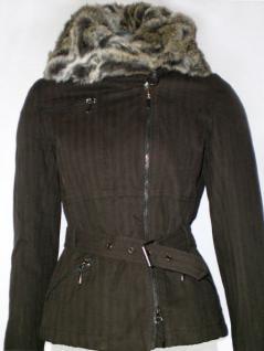 Isabel de Pedro Outdoor Jacke in braun - Vorschau 3