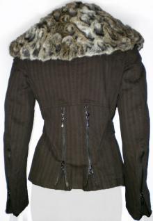 Isabel de Pedro Outdoor Jacke in braun - Vorschau 4