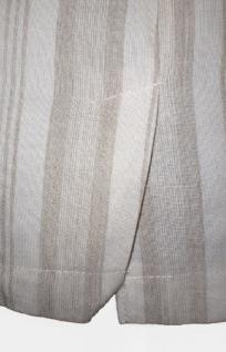 Open Collection Bleistiftrock beige gestreift - Vorschau 2