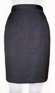 Open Collection Pencilskirt in schwarz