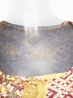 Rose Capa Shirt kurzarm in ockertönen - Vorschau 2