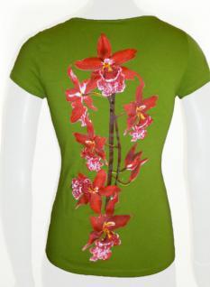 Isabel de Pedro Shirt kurzarm in grün - Vorschau 3