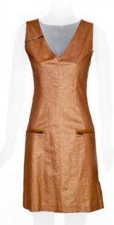 Claude Zana Kleid in apricot - Vorschau 1