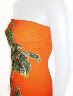 Isabel de Pedro Kleid in orange - Vorschau 3