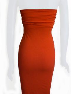 Isabel de Pedro Kleid in orange - Vorschau 5