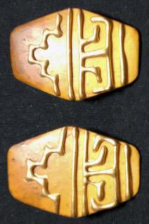 Azteca Ohrclip