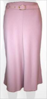 Tara Jarmon Bahnenrock in rosa
