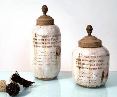Vase im Landhausstil - Vorschau 2