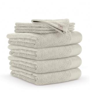 WALRA Frottierserie Soft Cotton kiesel