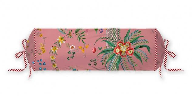 PIP Studio Nackenrolle Petites Fleurs Pink 22 x 70 cm Blumenmuster