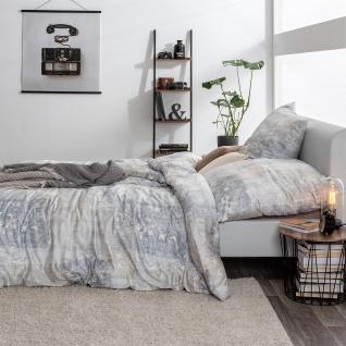 Estella Mako-Interlock-Jersey Bettwäsche Atelier Malik natur 100% Baumwolle