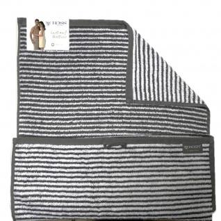 Ross Handtuch 4075 quer gestreift 50 x 100 cm Frottee 100% Baumwolle - Vorschau 3