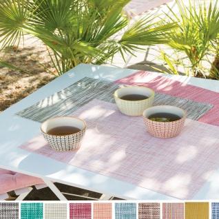 Winkler Tischset LINA 4er-Set, 33 x 45 cm in mehreren Farben Kunststoff abwaschbar