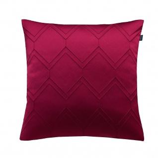 JOOP! Kissenhülle Elegana 50 x 50 cm Rauten-Muster glänzend edel leicht glänzend - Vorschau 4