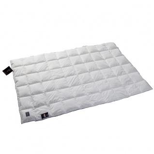 SchlafKult S-LOFT leichte Sommer Bettdecke mit Polyester-Fasern Füllung