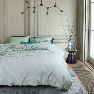 Beddinghouse Baumwollsatin Bettwäsche van Gogh Blossom grey aus 100% Baumwolle