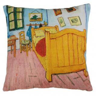 Beddinghouse Kissen Dekokissen van Gogh Bedroom 45 x 45 cm multi