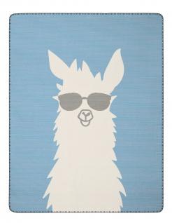 Biederlack Decke Kids & Teens Pretty Cool 150 x 200 cm aus Baumwollmischung