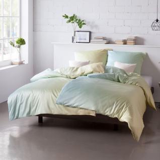 Estella Mako-Satin Miro 7727-720 citro 100% Baumwolle Farbverlauf-Muster