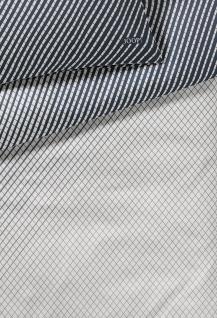 JOOP! Mako-Satin Bettwäsche Diamond 4085-7 stone 100% Baumwolle exklusiv modern - Vorschau 2