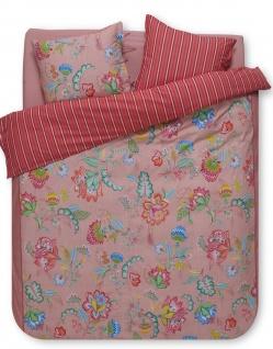 PiP Studio Bettwäsche Baumwolle Perkal Jambo Flower pink orientalisch geblümt