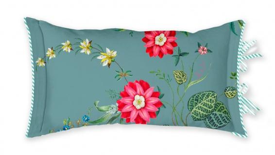 PIP Studio Zierkissen Petites Fleurs Blue 35 x 60 cm Blumenmuster