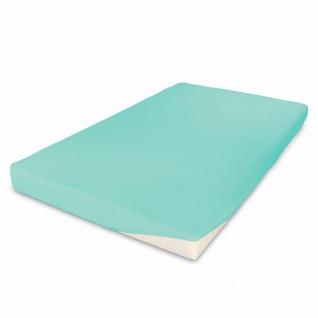 OptiDream Jersey Spannbetttuch Kinderbett 60/120 cm bis 70/140 cm 100% Baumwolle - Vorschau 5