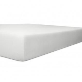 Spannbetttuch Kneer Q93 Exklusiv-Stretch 180/200 - 200/200 cm bis 180/220 - 200/220 cm - Vorschau 3