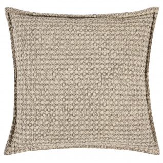 pad Kissenbezug DANDY 40 x 40 cm Baumwolle grob gewebt malierte Farbverkauf - Vorschau 2