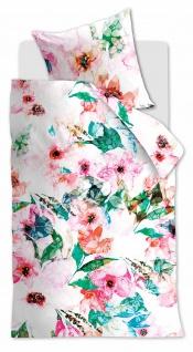 Beddinghouse Bettwäsche Floral Storm Multi 100 % Baumwolle Blumenmuster - Vorschau 2
