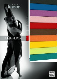 Spannbetttuch Kneer Q65 Trend-Jersey 90/190-100x200 cm 100% Baumwolle - Vorschau 1