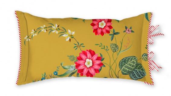 PIP Studio Zierkissen Petites Fleurs Yellow 35 x 60 cm Blumenmuster