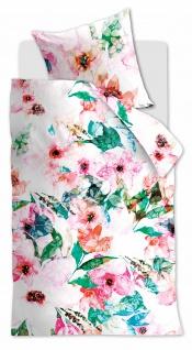 Beddinghouse Bettwäsche Floral Storm Multi 100 % Baumwolle Blumenmuster
