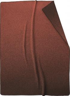 Biederlack Wohndecke Dune Terra 150 x 200 cm Schurwolle-Mischung Farbverlauf - Vorschau 2