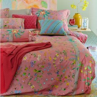 PiP Studio Perkal Bettwäsche Petites Fleurs Bettwäsche - Pink geblümt