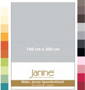 Janine Spannbettuch Mako-Feinjersey