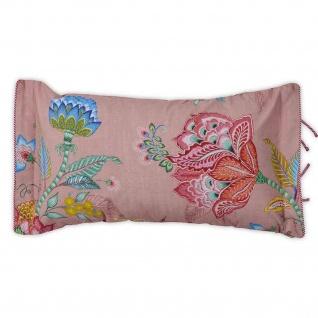 PIP Studio Dekokissen Kissen Zierkissen Jambo Flower pink 35 x 60 cm Blumenmotiv