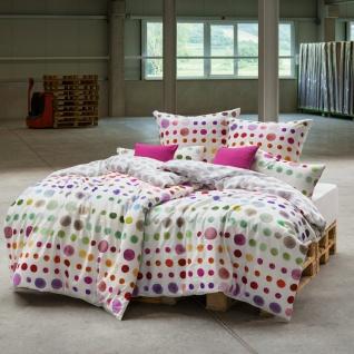 Estella Mako-Satin Bettwäsche Spot 4709-985 multicolor modern 100% Baumwolle
