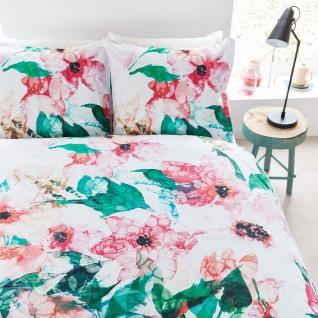 Beddinghouse Bettwäsche Floral Storm Multi 100 % Baumwolle Blumenmuster - Vorschau 3