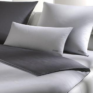 JOOP! Bettwäsche Micro Pattern 4040-9 silber uni melange 100 % Baumwolle - Vorschau 2